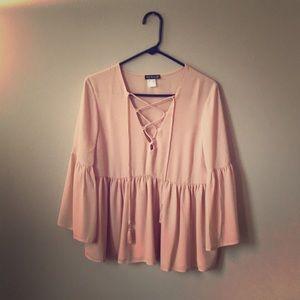 Romantic Venus blouse